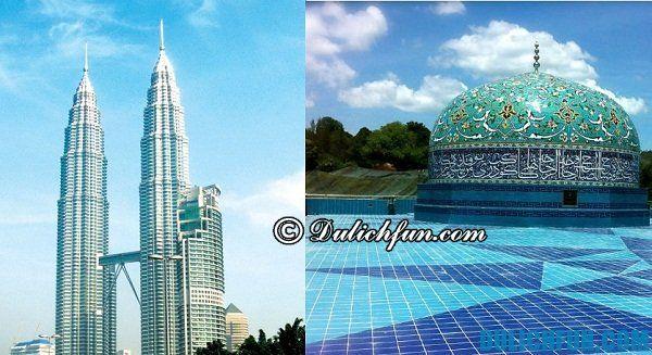 Bật mí kinh nghiệm du lịch Malaysia tự túc với chi phí siêu rẻ
