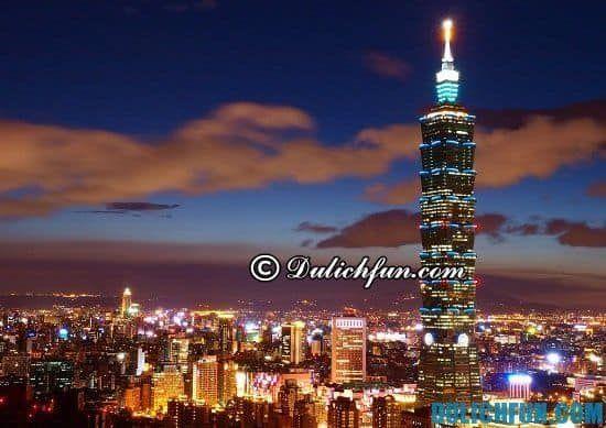 Hướng dẫn bí quyết đi du lịch Đài Bắc tự túc chi phí cực thấp