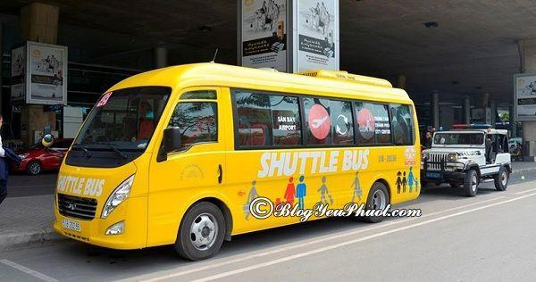Hướng dẫn cách đi từ sân bay Suvarnabhumi đến BangKok nhanh nhất