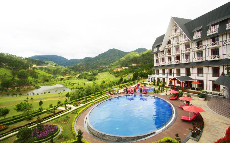 Hướng dẫn chọn resort đẹp ở Đà Lạt cho khách mới ghé thăm