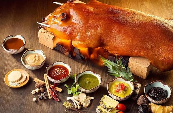 Lợn cắp nách - món ngon Sapa không thể bỏ qua