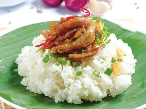 món ăn sáng Nha Trang