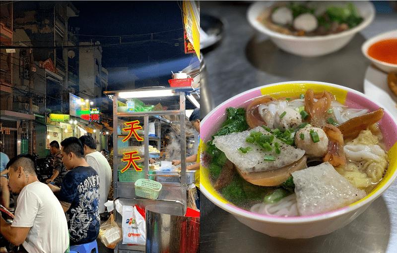 Ẳn đêm Sài Gòn ở đâu ngon, bổ, rẻ? Khu ăn đêm Sài Gòn ngon nổi tiếng