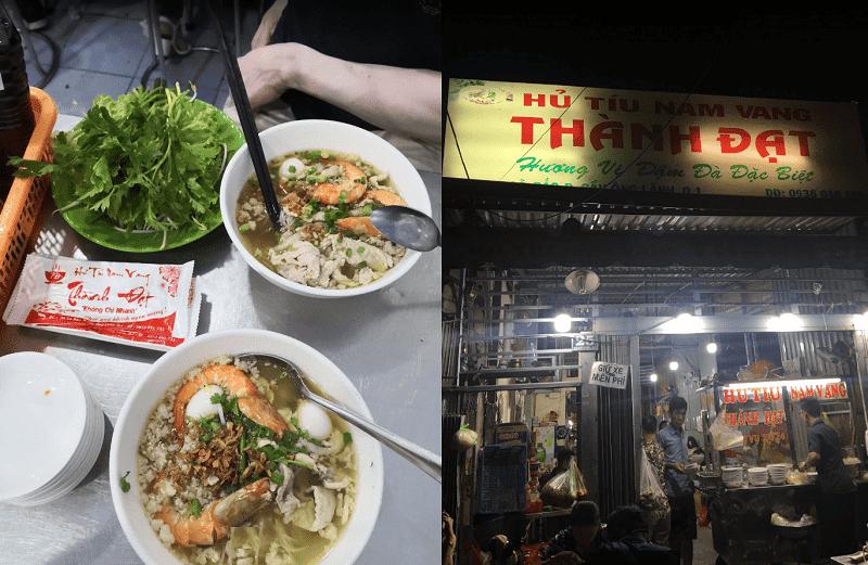 Quán ăn đêm ngon ở Sài Gòn giá rẻ. Ẳn đêm ở đâu ngon TP HCM?