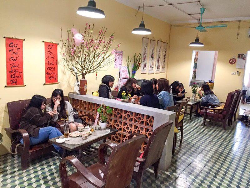 ăn trưa Đà Lạt tại quán cơm Quán Xưa