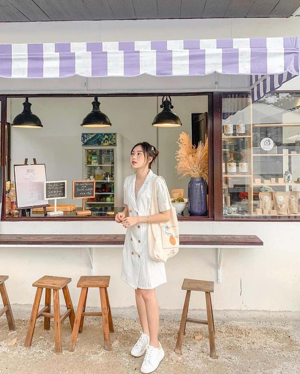 Quán Mây Coffee & More - Quán cà phê phong cách Hàn Quốc ở Đà Lạt 1