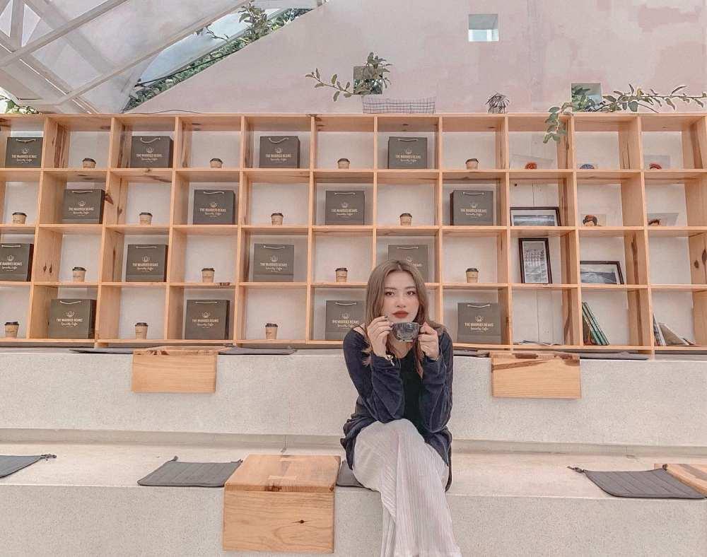 The Married Beans - Quán cà phê phong cách Hàn Quốc ở Đà Lạt 2