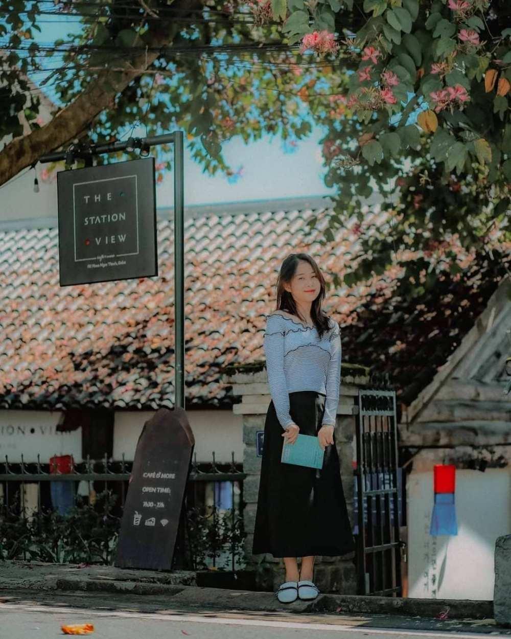 The Station View – Quán cà phê phong cách Hàn Quốc ở Đà Lạt 1