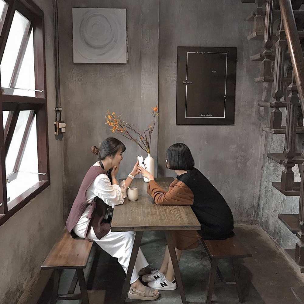 Tròn Quán - Quán cà phê phong cách Hàn Quốc ở Đà Lạt 2