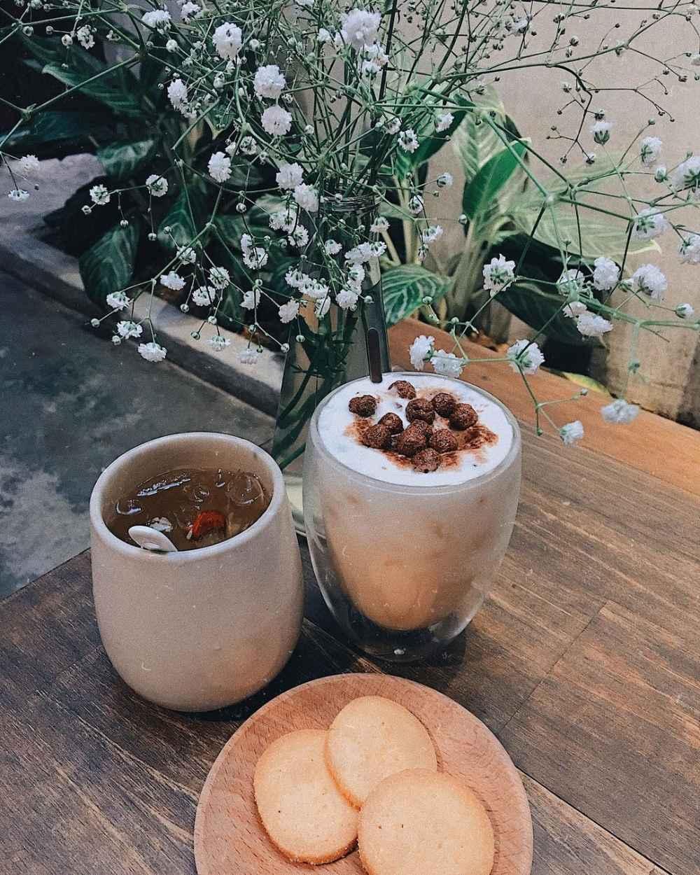 Tròn Quán - Quán cà phê phong cách Hàn Quốc ở Đà Lạt 3