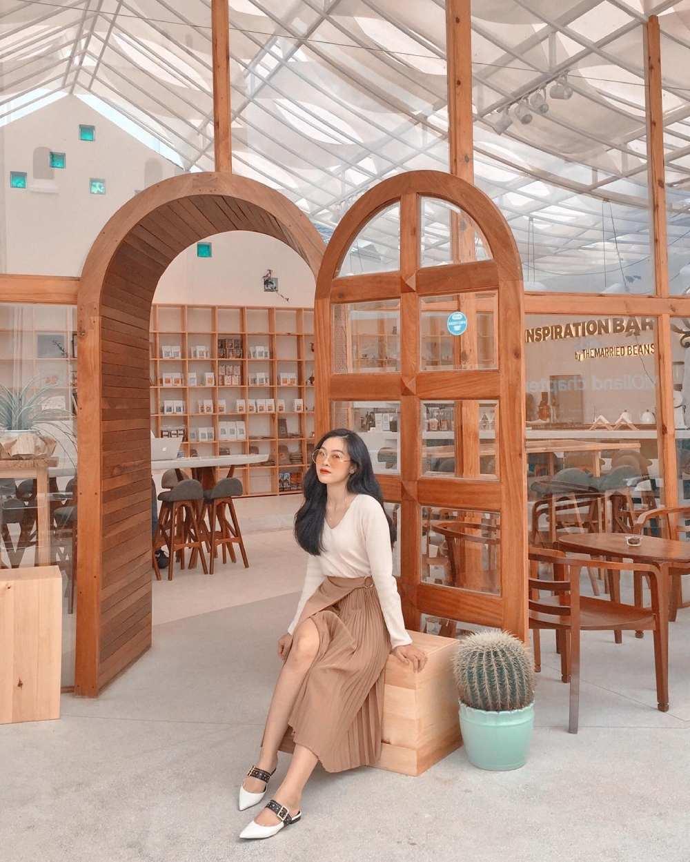 The Married Beans - Quán cà phê phong cách Hàn Quốc ở Đà Lạt 1