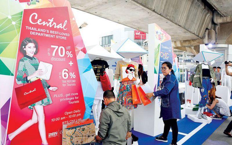 Kinh nghiệm mua sắm ở Thái cho người đi lần đầu