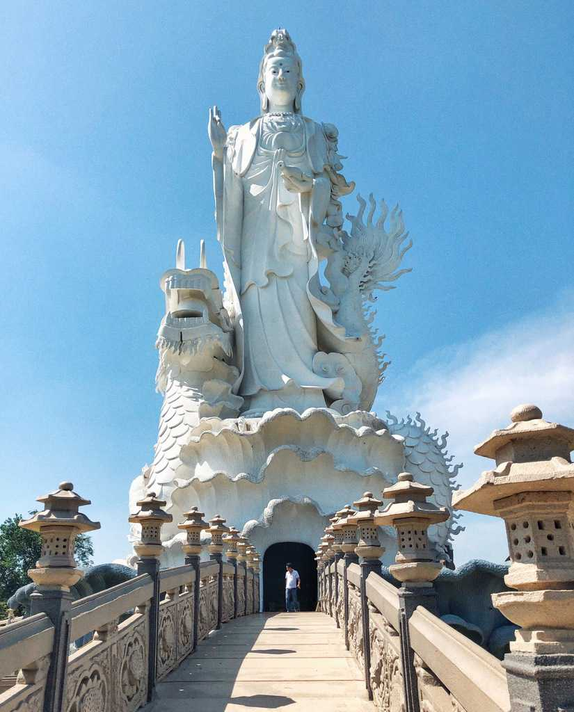 địa điểm du lịch tây ninh-chùa thiền lâm gò kén