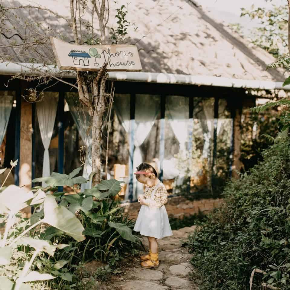 homestay đẹp ở sapa - phori house sapa