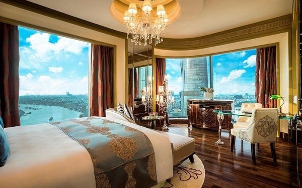 Kinh nghiệm du lịch Sài Gòn, Khách sạn đẹp ở Sài Gòn