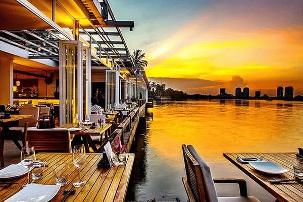 Nhà hàng nào có không gian lãng mạn TPHCM
