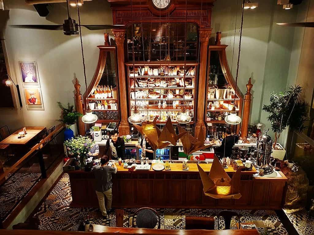 những quán cafe đẹp ở nha trang-runam bistro