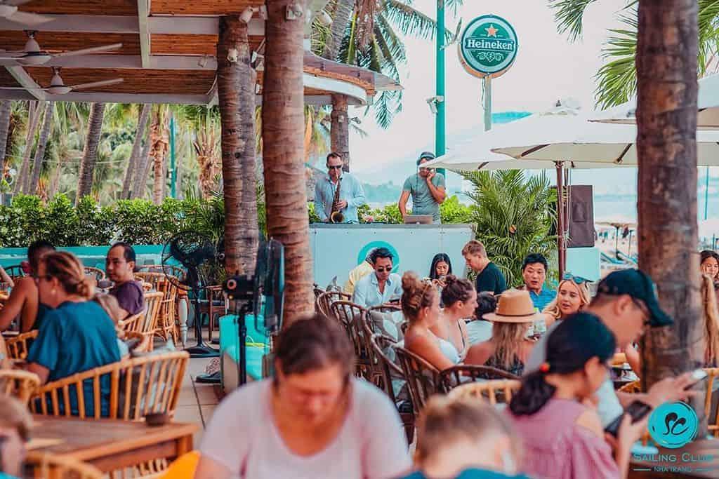 những quán cafe đẹp ở nha trang-Sailling Club