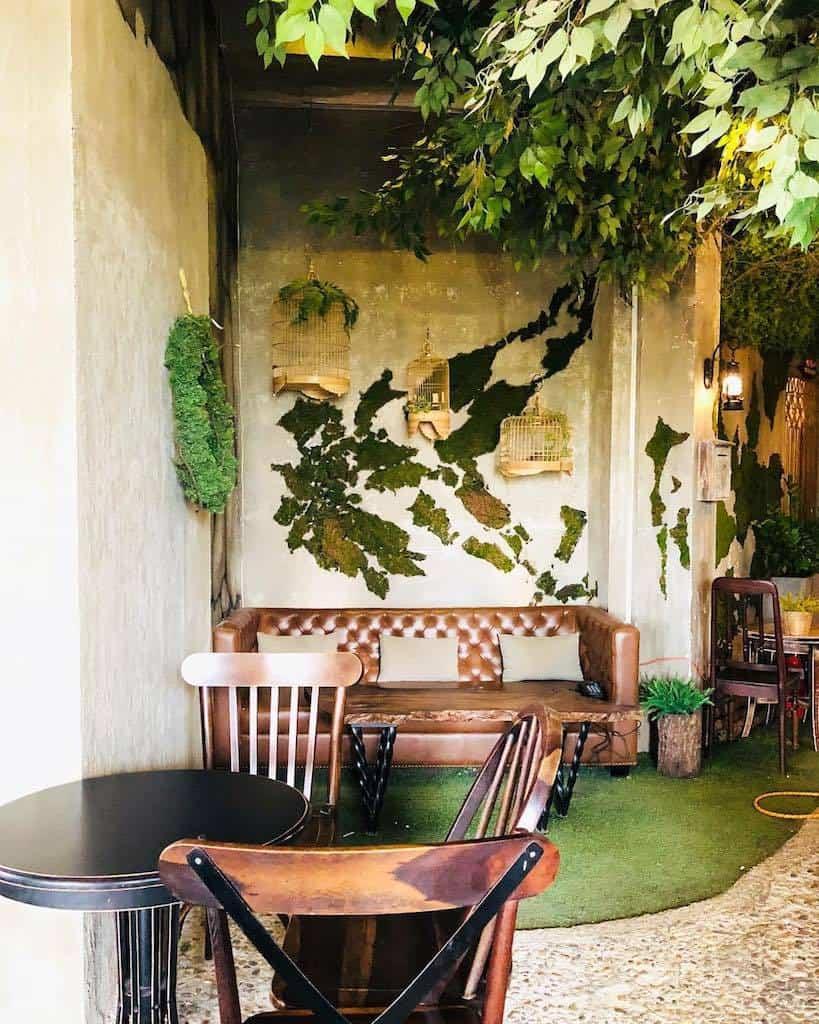 quán cafe sân vườn đẹp ở sài gòn - 1st garden