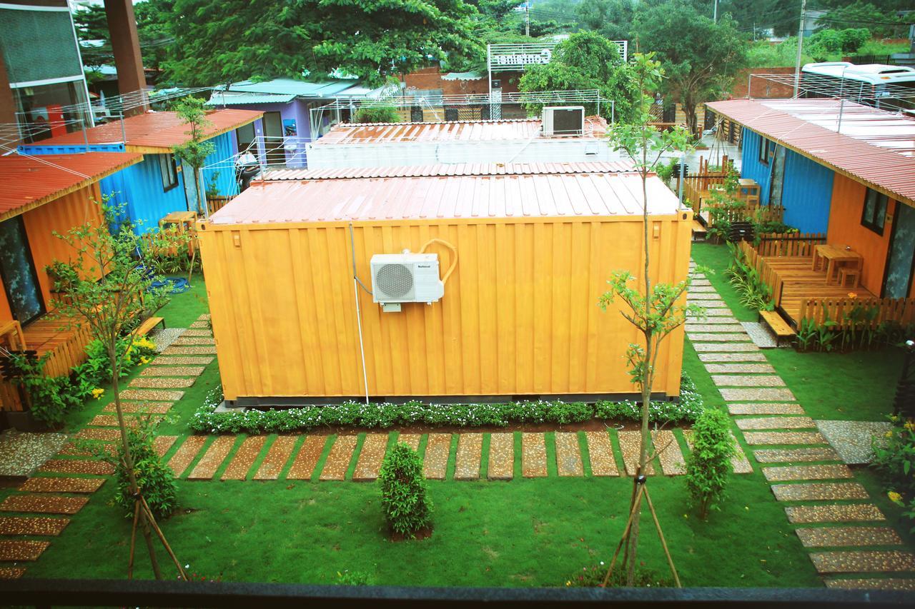Review Khách sạn Homestay Container Vũng Tàu   Global Container