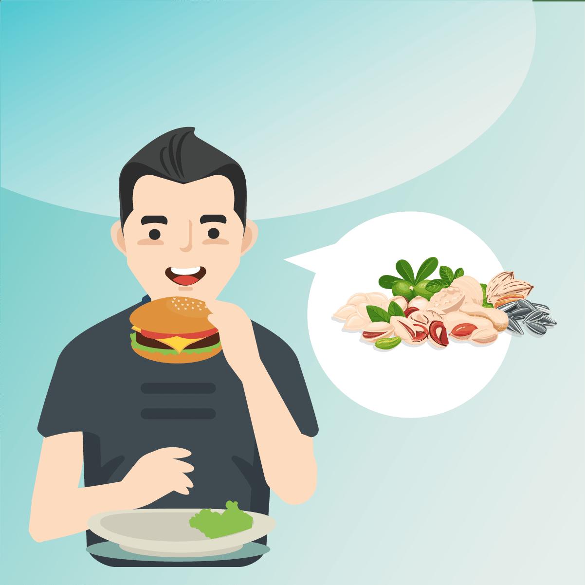 7 thói quen ăn uống sẽ thầm lặng cắt giảm tuổi thọ của bạn - AVIVA