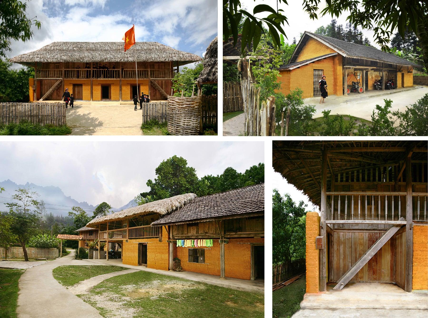 Nhà Homestay - Không gian cộng đồng Nậm Đăm - Hà Giang - Tạp chí Kiến Trúc