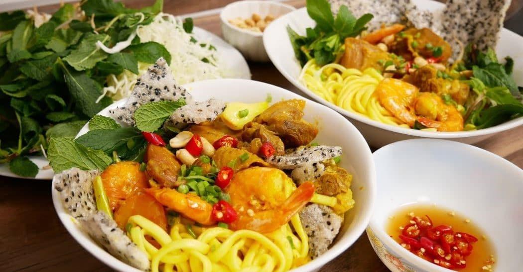Món ăn ngon khi du lịch Đà Nẵngtốt nhất