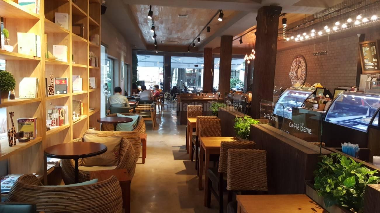 Caffe Bene – Các Quán Cà Phê Yên Tĩnh Ở Sài Gòn