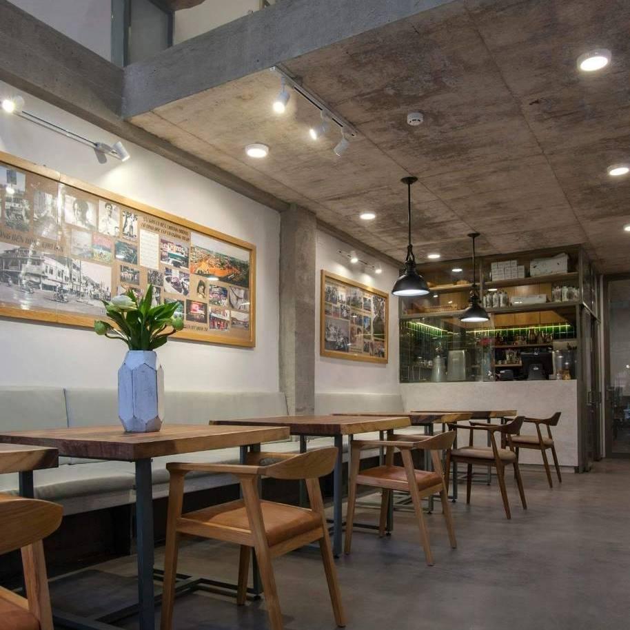 Work Saigon Cafe – Quán Cà Phê Đẹp Và Yên Tĩnh Ở Sài Gòn