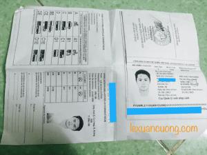Photo giấy tờ tuỳ thân khi đi du lịch nước ngoài.