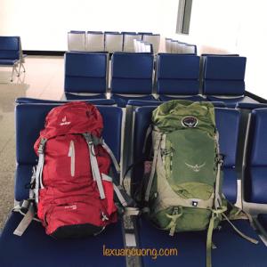 Lựa chọn balo khi đi du lịch để cảm thấy thoải mái