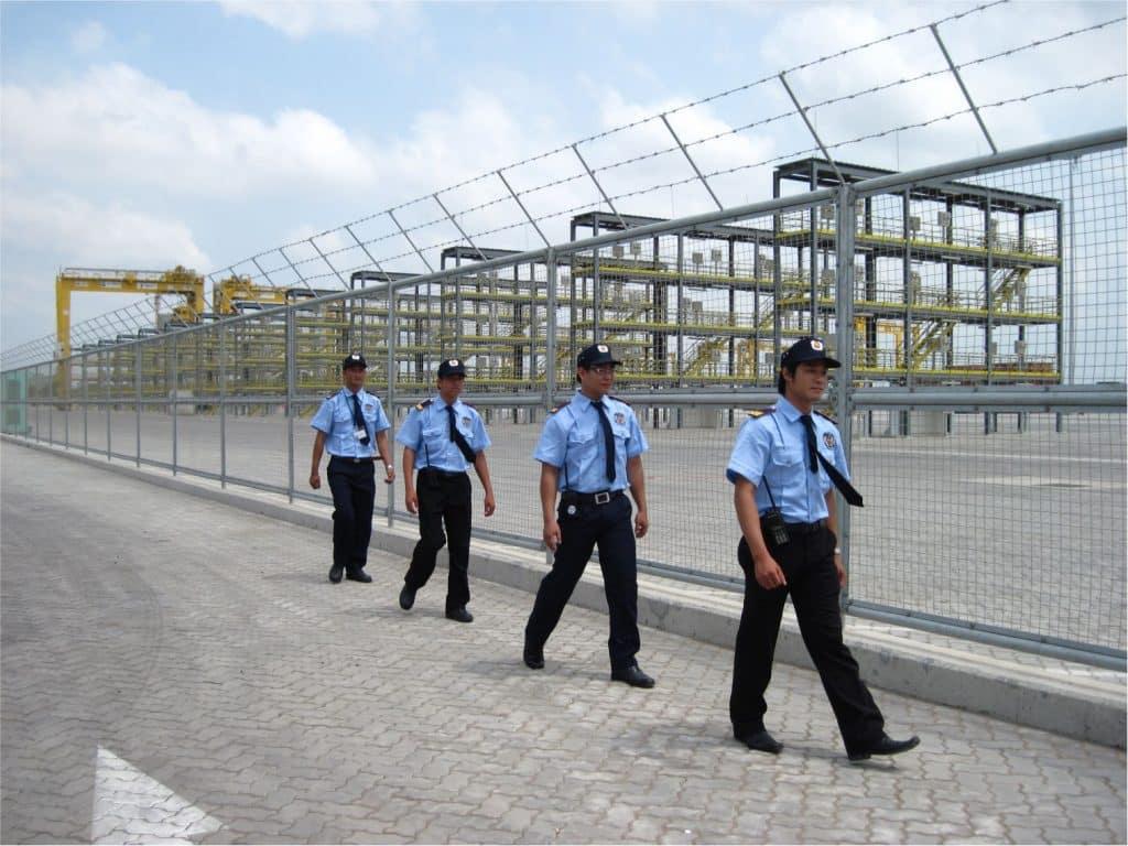 Dịch vụ bảo vệ uy tín tphcm - Dịch vụ bảo vệ chất lượng cao