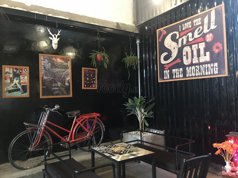 The Sailing Coffee & More ở Quận 2, TP. HCM | Foody.vn