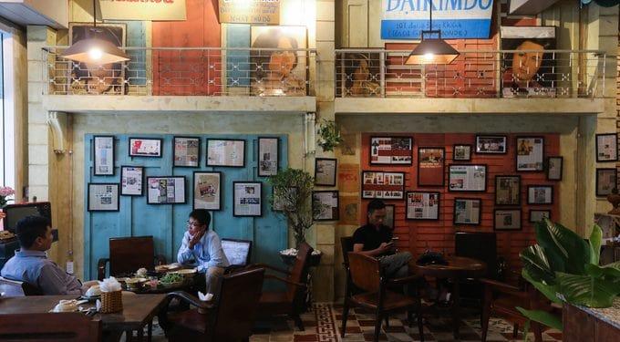 những quán cafe đẹp ở quận 2 sài gòn